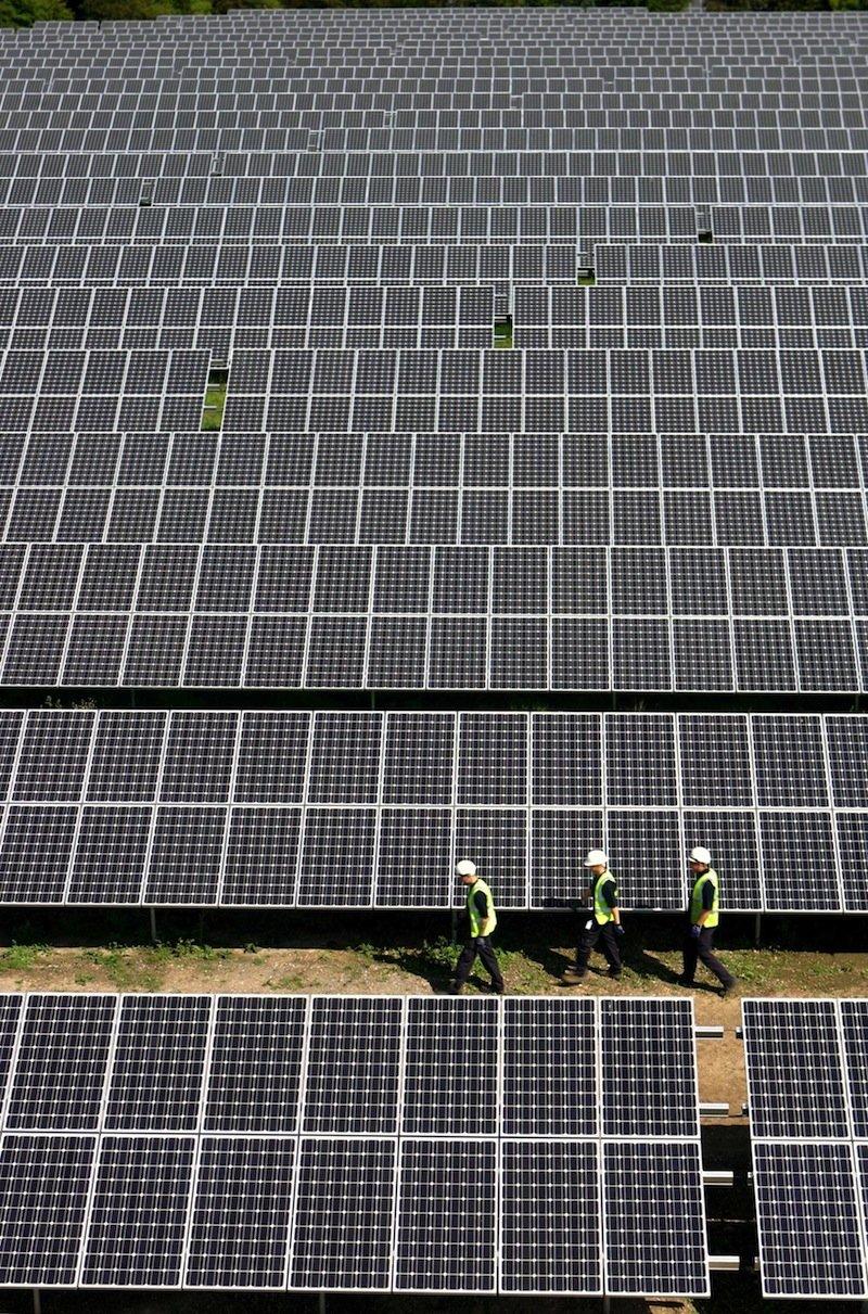 Der Energieversorger British Gas hat die knapp 13.000 Module innerhalb von drei Monaten installiert.