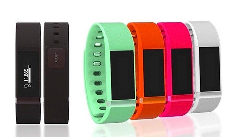 Acer aus Taiwan präsentiert auf der IFA sein erstes Wearable: Mit Liquid Leap steuert der Anwender alle gängigen Smartphones und zählt gleichzeitig Schritte beim Joggen.