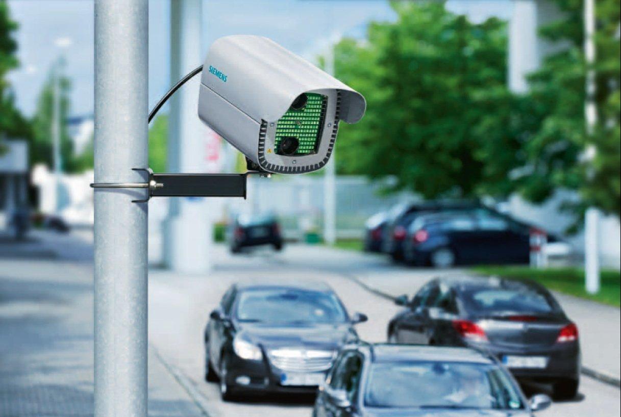 Siemens liefert derzeit Kamerasysteme zur Verkehrsüberwachung in zahlreiche polnische Städte.