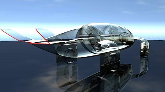Dieses Konzeptfahrzeug soll Rekorde knacken: In 30 Sekunden soll es auf 500 km/h beschleunigen. Kostenpunkt für das erste Modell, das verlost wird: 56 Millionen Euro.