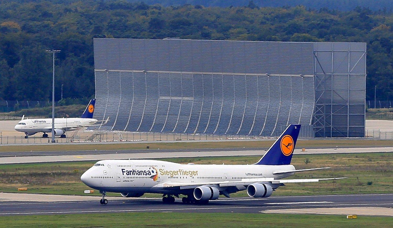 Erstlandung eines Airbus A380mit dem GBAS-System: Der