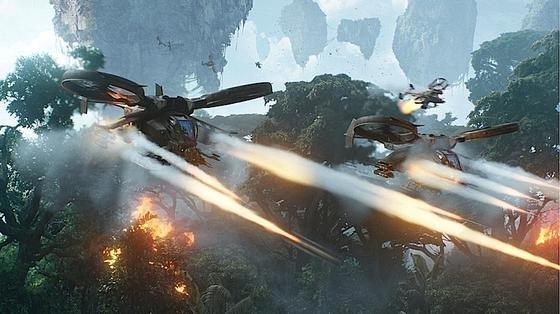 Szene aus dem 3D-Erfolgsfilm Avatar: In Zukunft sollen sich 3D-Szenen kostengünstiger herstellen lassen, virtuelle Kameras sollen sich in Szenen vollkommen flexibel bewegen.