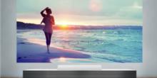 Sonys futuristischer 4K-Projektor geht als Sitzbank durch