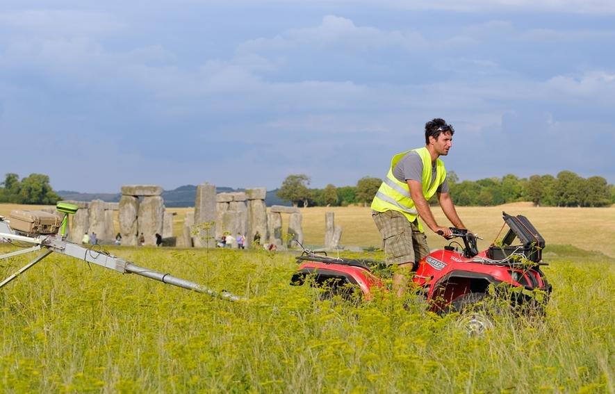 Laserscanner und Radar lüften uralte Geheimnisse von Stonehenge