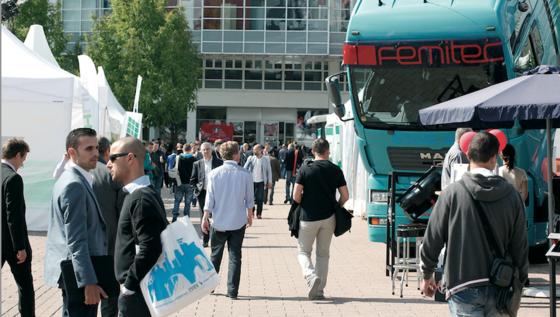 Vom 16. bis 20. September lockt die Automechanika 2014 Fachbesucher aus aller Welt in die Frankfurter Messehallen. Die Zahl deutscher Aussteller ist rückläufig, immer mehr Unternehmen kommen aus China.