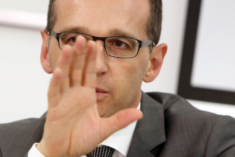 Bundesjustizminister Heiko Maas (SPD)möchte Google zwingen, seine Suchalgorithmen offenzulegen.