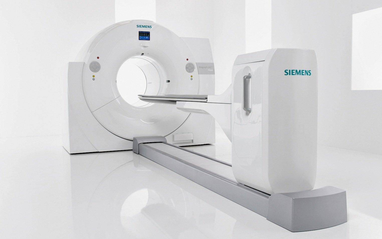 Der Biograph mCT Flow, wie Siemens sein neuestes Gerät zur Bildgebung nennt, kombiniert Computertomographie und Positronen-Emissions-Tomographie. Das Ergebnis sind Bilder mit höchster Aussagekraft.