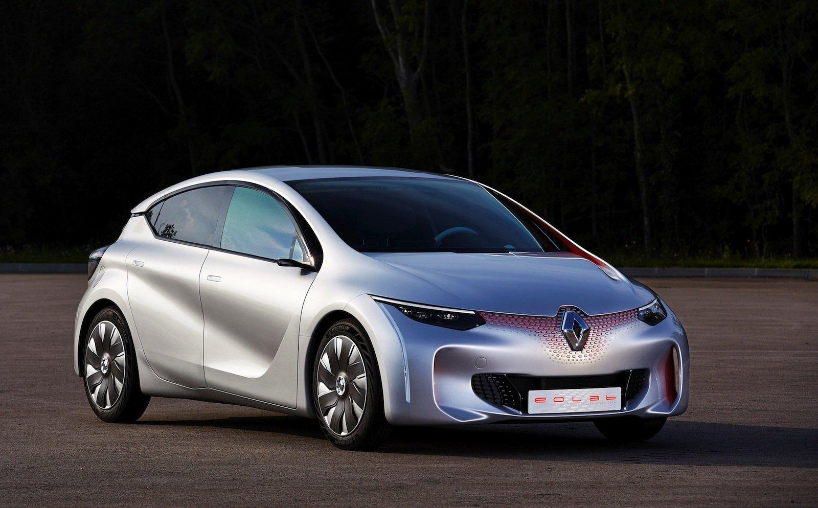 Auf dem Pariser Autosalon vom 4. bis 19. Oktober will Renault seine Studie Eolab vorstellen, die nur einen Liter Benzin verbrauchen soll.