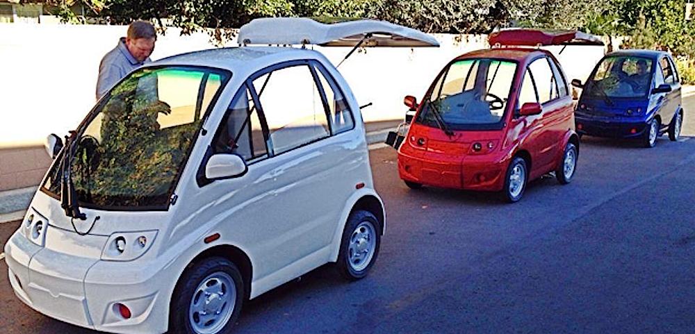Im April hat Chariot mit der Auslieferung der ersten Rollstuhl-Autos in Kalifornien begonnen.
