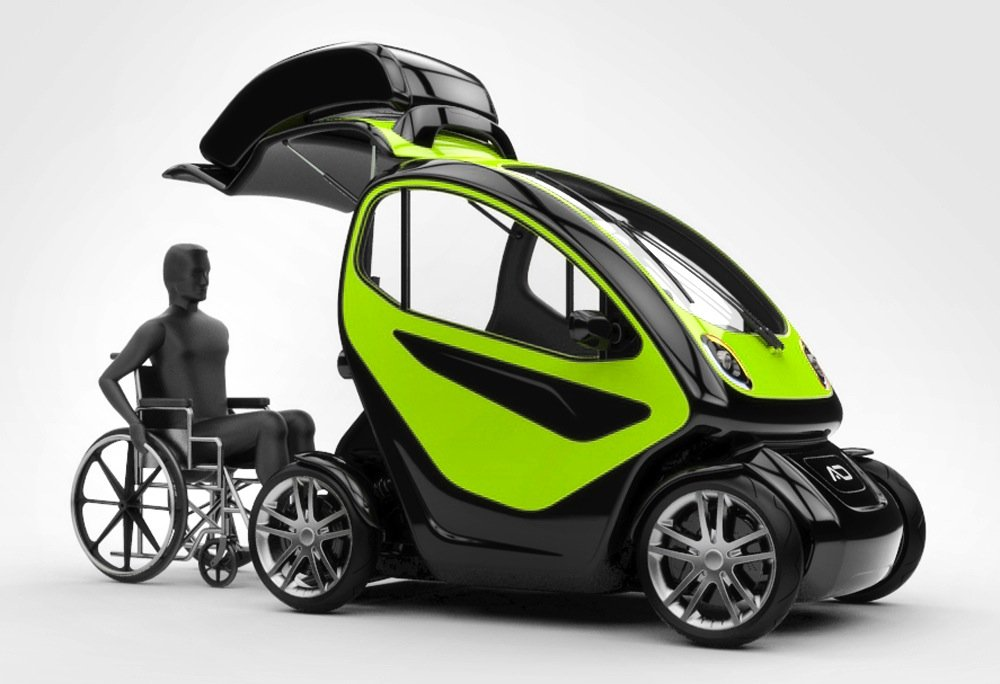 Das Elektroauto Equal ist noch Zukunftsmusik, sieht aber sehr gut aus: Die Designer aus Kroatien haben schon für Konzeptautos für Autohersteller wieLamborghini und Alfa Romeo entwickelt.