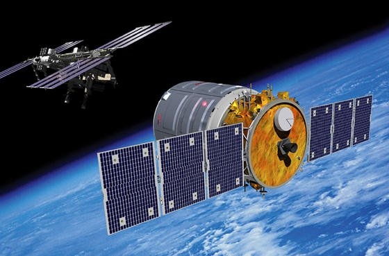 Die USA sind seit dem Ende ihres Spaceshuttleprogramms im Jahr 2012 auf russische Trägerraketen angewiesen. Von dieser Abhängigkeit befreien sie sich gerade. Im Bild zu sehen ist eine Cygnus-Kapsel des privaten US-Raumfahrtunternehmens Orbital Sciences Corporation, die im US-Bundesstaat Virginia mit einer Antares-Rakete ins All gestartet ist.
