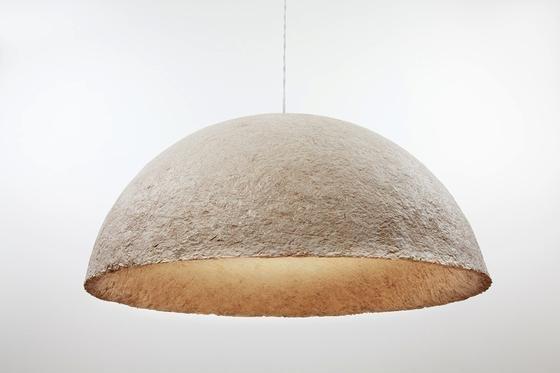 Die Mush Lumes von Danielle Trofe: Die Designerin lässt Pilzzellen in Form wachsen und tötet sie dann ab.