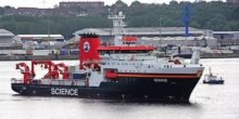 Golden Eye hat Testeinsatz in der Nordsee erfolgreich absolviert