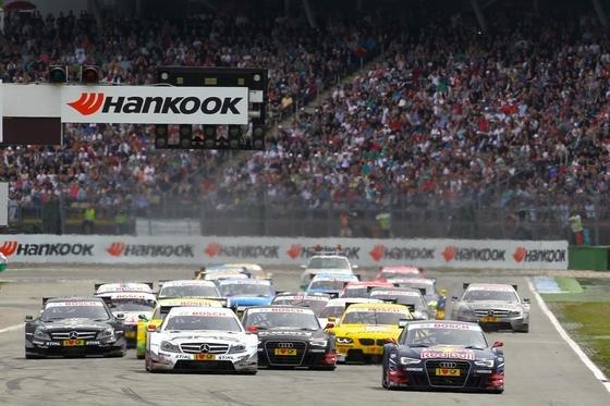 DTM-Rennen auf dem Hockenheimring: Am 19. Oktober will Audi einen RS 7 ohne Fahrer mit Tempo 240 über die Strecke jagen.