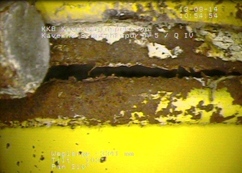Ein nicht ordnungsgemäß verschlossenes Stahlblechfass mit radioaktivem Abfall lagert im Feststofflager des Kernkraftwerks Brunsbüttel. Für die Bevölkerung bestünde aber keine Gefahr, versichertSchleswig-Holsteins Energieminister Robert Habeck.