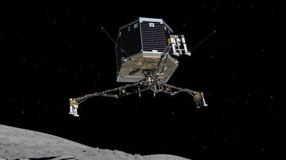 Was erwartet das Landemodul Philae auf dem Landeplatz J? Die Forscher wissen wenig über die Bodenbeschaffenheit, die bei der Landung zum echten Problem werden könnte.