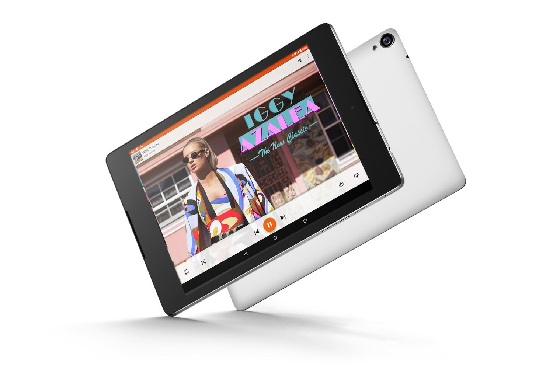 Das Tablet Nexus 9hat ein 8,9-Zoll Display und weicht mit seinem 4:3-Format vom üblichen Breitformat ab.