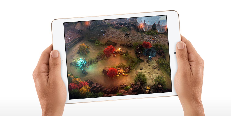 Das iPad Mini 3 hat nun eine Fingerabdrucksensor – genau wie das iPhone 6. Es soll für 389 Euro in den Handel kommen.