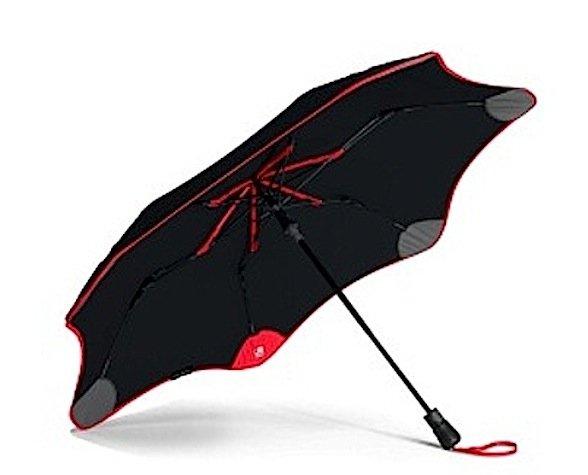 Bluetooth-Regenschirm von Blunt.
