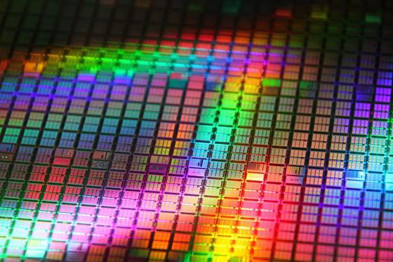 MRAM-Speicher von Everspin: Der RAM-Spezialist kooperiert mit Global Foundries, um einenmagnetoresistiven RAM-Speicher herzustellen.
