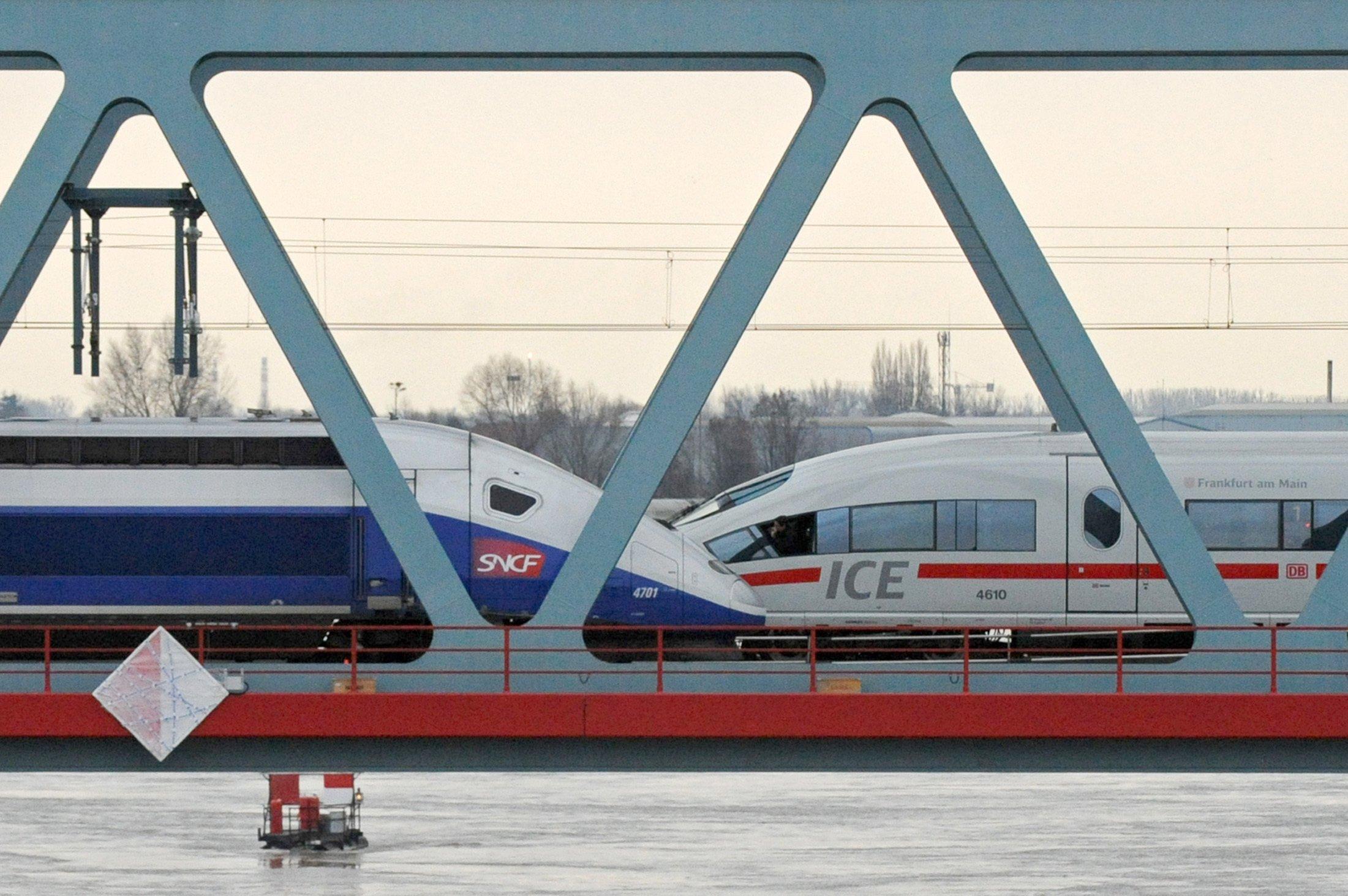 TGV und ICE: Die Zughersteller Siemens und Alstom müssen aufpassen, dass ihnen China künftig nicht davonfährt.