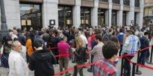 Schon eine Million iPhone-Nutzer wollen mit Apple Pay bezahlen