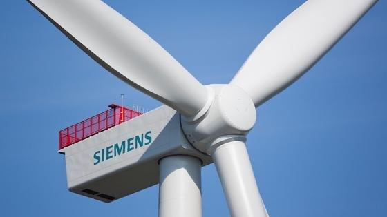 150 Windturbinen mit einer Leistung von je vier Megawatt liefert Siemens für das niederländische Windkraftwerk Gemini in der Nordsee. Bereits 2016 solle
