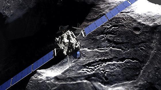 Für das Landemodul Philae wird es jetzt spannend: In wenigen Tagen setzt es auf der Oberfläche des Kometen auf. Erste Bilder kommen 30 Minuten nach der Landung – sofern alles gut geht.