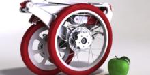 EU-Projekt entwickelt Faltrad für die Aktentasche