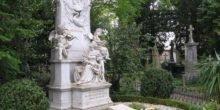 Mit der Friedhofs-App zu berühmten Grabstätten