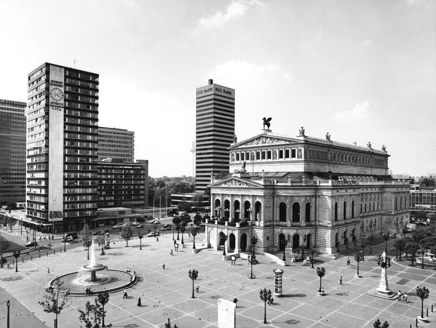 Architekturmuseum frankfurt erz hlt geschichte mainhattans for Frankfurt architekturmuseum