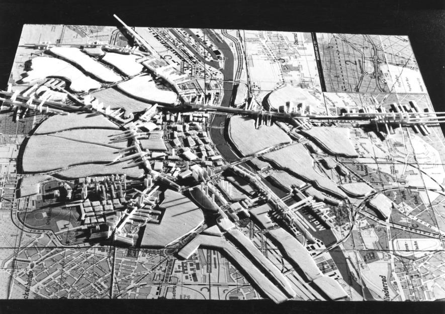 Architekturmuseum Frankfurt erzählt Geschichte Mainhattans