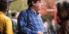 Microsoft-Headset lotst Blinde durch die Stadt