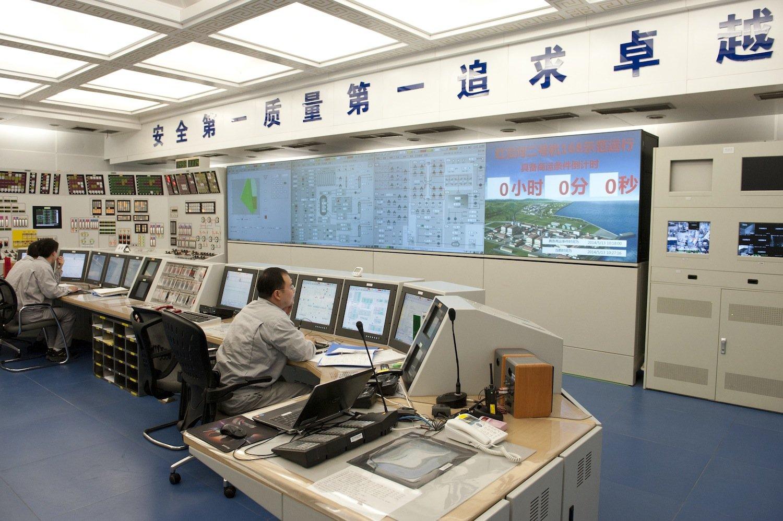 Das chinesische Kernkraftwerk Hongyanhe betreibt vier Reaktoren. Sie liefern 4240 MW Strom. Baukosten: rund sieben Milliarden US-Dollar.