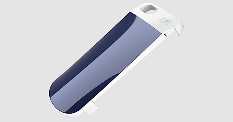 Die Auslieferung der ersten Hüllen ist im März 2015 geplant. Zunächst passen sie nur auf Smartphones von Samsung und Apple.