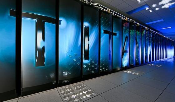Der amerikanische Supercomputer Titan war noch bis vor kurzem der leistungsfähigste Computer der Welt, wurde aber vom chinesischenTianhe-2 abgelöst.