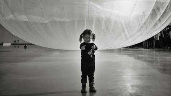 Internet für alle: Mit Helium-Ballons will Google das Internet auch in entlegene Regionen bringen.