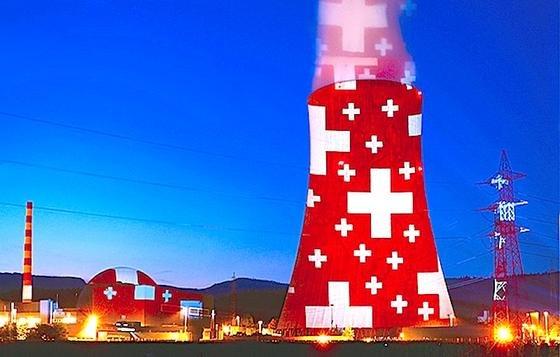 Wird die Betriebsdauer auf 80 Jahre erhöht, könnte das Schweizer Kernkraftwerk Gösgen bis 2059 laufen. Es hat eine Leistung von 1060 Megawatt.