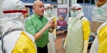 Biologen finden die Schwachstellen des Ebola-Virus