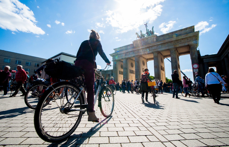 Laut Studie geraten Radfahrer am häufigstenmit Autos aneinander, gefolgt von Fußgängern sowie von anderen Fahrradfahrern mit und ohne Hilfsmotor.