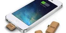 Leerer Smartphone-Akku: Reserve-Batterie für den Notfall