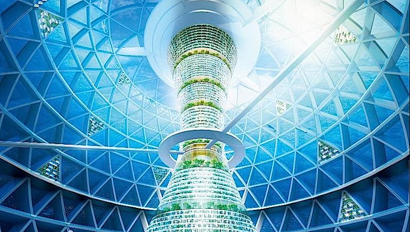 Im Inneren der Unterwasserstadt gibt es Hotels und Wohnungen für 5000 Bewohner. Genügend Know-how könnte in 15 Jahren vorhanden sein, um das 26 Milliarden US-Dollar teure Projekt anzugehen.