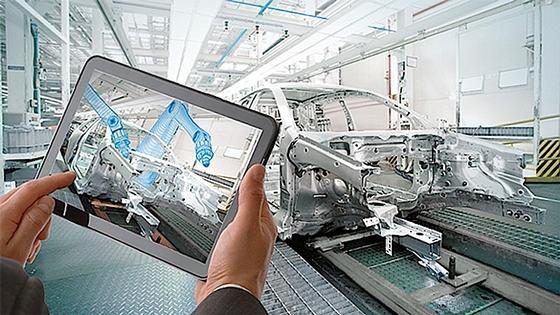 Siemens präsentiert eine Software, mit der sich Fertigungsabläufe planen lassen. Das soll Unternehmen 40 Prozent Zeit und Kosten einsparen.