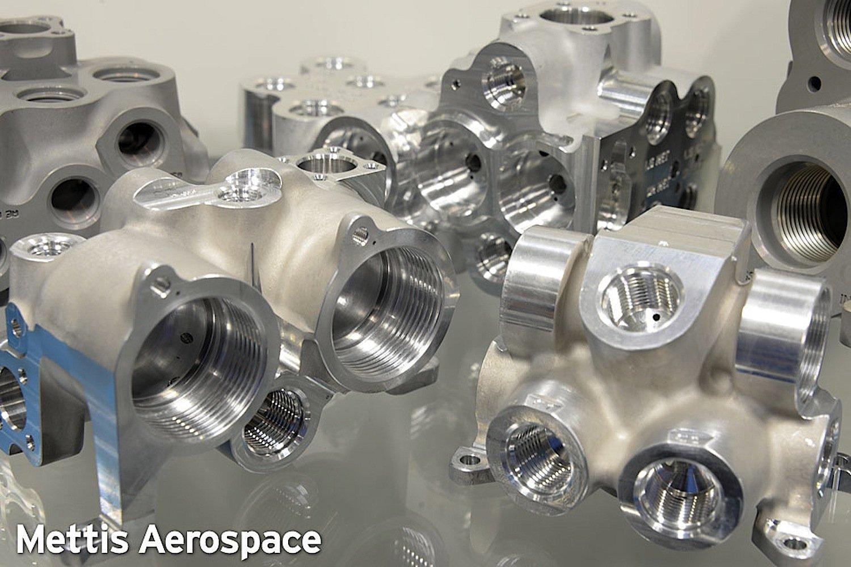 Zu den Anwendern der Infrarotmodule zählt Mettis Aerospace. Der britische Zulieferer der Flugzeugindustrie fertigt komplexe Titanbauteile und hält den neuen Produktionsprozess für einen wichtigen Schritt in Richtung grüner Fabriken.