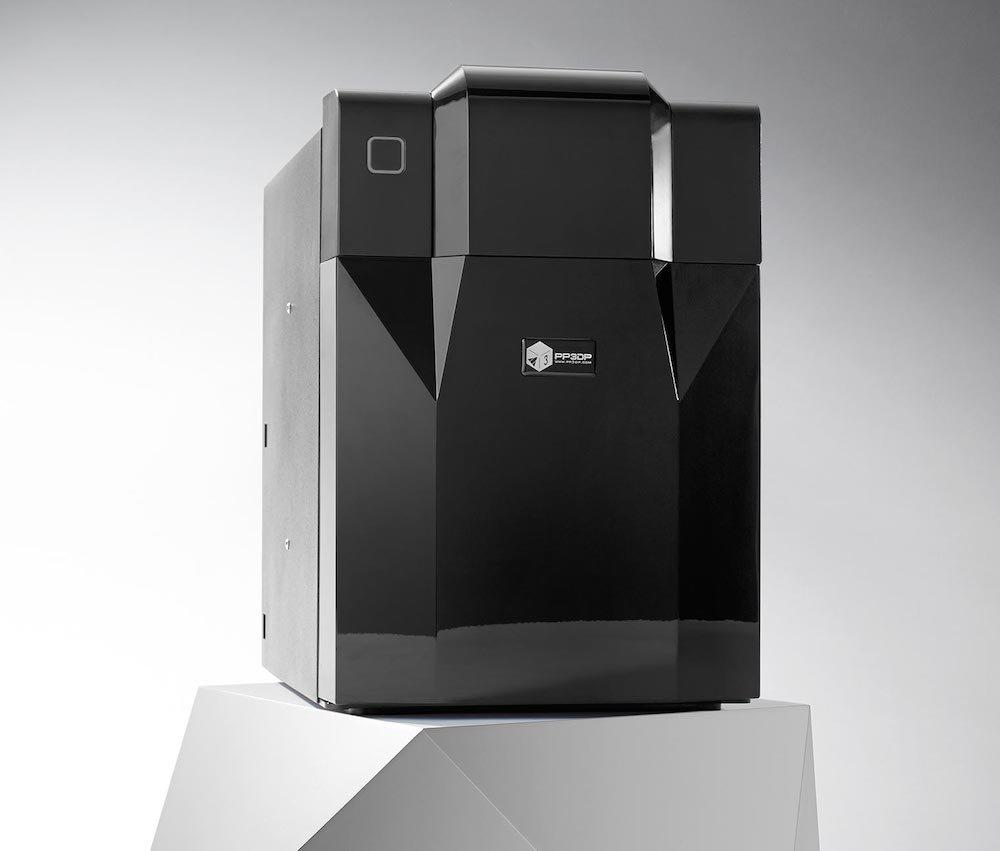 Made in China: der3D-Drucker Up Mini PP3P vonDelta Micro Factory.