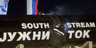 Russland gibt Pipeline-Projekt South Stream entnervt auf