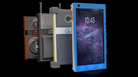 Der Besitzer des Puzzlephones soll sogar Module von Drittanbietern einbauen können. Google hingegen wird für sein modulares Smartphone wahrscheinlich nur Komponenten von Motorola zulassen.