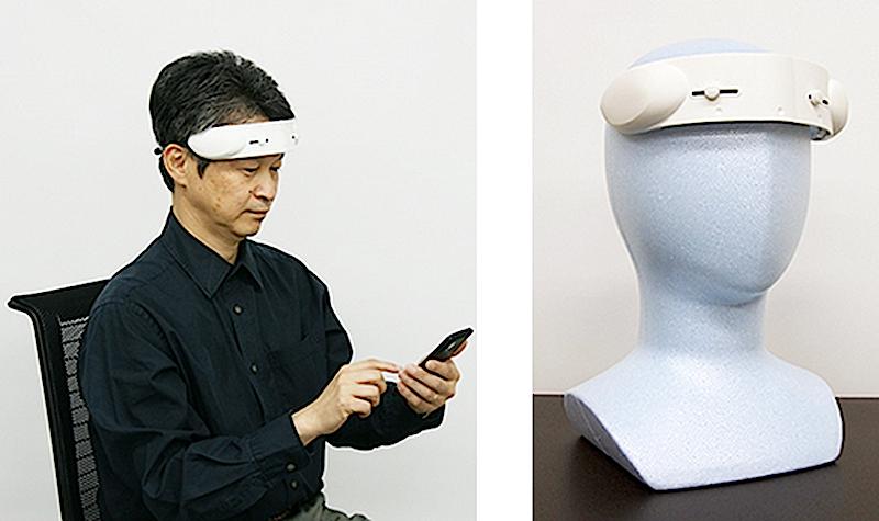 Das Headset schickt die gemessene Hirnaktivität direkt an eine Smartphone-App. 2016 soll das Gerät auf den Markt kommen – für zwischen 85 und 126 US-Dollar.
