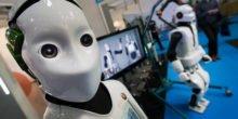 Menschen ersetzen Roboter in der iPhone 6-Fertigung