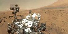 Rover Curiosity hat auf dem Mars Hinweise auf Seen entdeckt